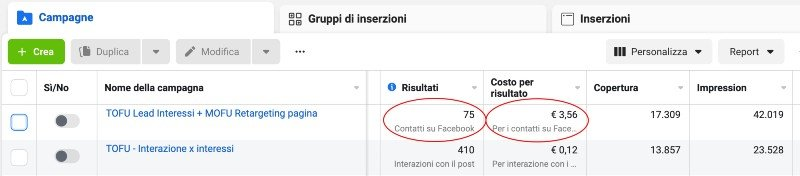 serena-mauta-pt-risultati-facebook-ads